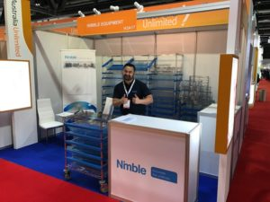 Nimble Exhibition Booth